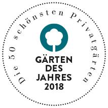 Gärten des Jahres 2018 - Bettina Jaugstetter